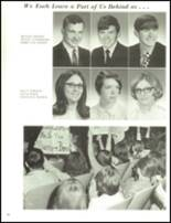 1971 Smethport Area Junior Senior High School Yearbook Page 60 & 61