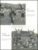 1971 Smethport Area Junior Senior High School Yearbook Page 76 & 77