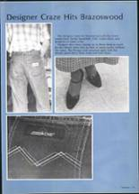 1980 Brazoswood High School Yearbook Page 12 & 13