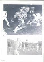 1980 Brazoswood High School Yearbook Page 20 & 21