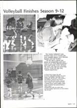 1980 Brazoswood High School Yearbook Page 26 & 27