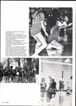 1980 Brazoswood High School Yearbook Page 28 & 29