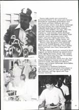 1980 Brazoswood High School Yearbook Page 32 & 33