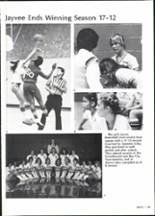 1980 Brazoswood High School Yearbook Page 42 & 43