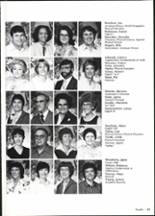 1980 Brazoswood High School Yearbook Page 68 & 69
