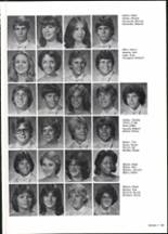 1980 Brazoswood High School Yearbook Page 72 & 73