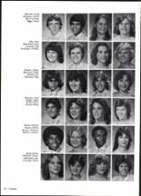 1980 Brazoswood High School Yearbook Page 74 & 75