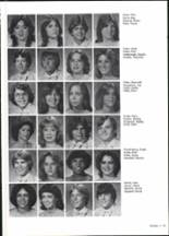 1980 Brazoswood High School Yearbook Page 76 & 77