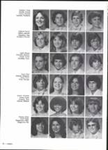 1980 Brazoswood High School Yearbook Page 78 & 79