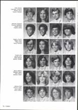 1980 Brazoswood High School Yearbook Page 80 & 81