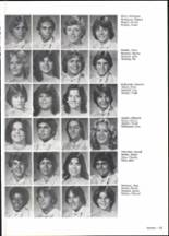 1980 Brazoswood High School Yearbook Page 86 & 87