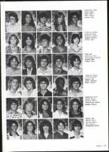 1980 Brazoswood High School Yearbook Page 92 & 93