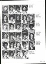 1980 Brazoswood High School Yearbook Page 96 & 97