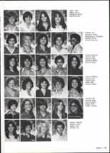 1980 Brazoswood High School Yearbook Page 100 & 101