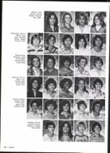 1980 Brazoswood High School Yearbook Page 104 & 105