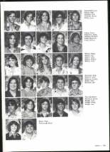 1980 Brazoswood High School Yearbook Page 106 & 107