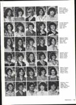 1980 Brazoswood High School Yearbook Page 108 & 109