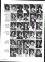 1980 Brazoswood High School Yearbook Page 110 & 111