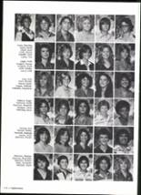 1980 Brazoswood High School Yearbook Page 116 & 117