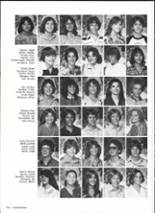 1980 Brazoswood High School Yearbook Page 120 & 121