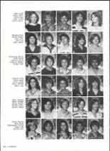 1980 Brazoswood High School Yearbook Page 124 & 125