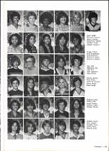 1980 Brazoswood High School Yearbook Page 128 & 129