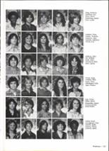 1980 Brazoswood High School Yearbook Page 130 & 131