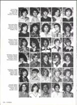 1980 Brazoswood High School Yearbook Page 132 & 133