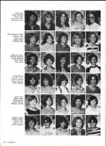 1980 Brazoswood High School Yearbook Page 138 & 139