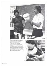 1980 Brazoswood High School Yearbook Page 154 & 155