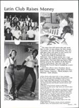 1980 Brazoswood High School Yearbook Page 156 & 157