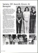 1980 Brazoswood High School Yearbook Page 262 & 263