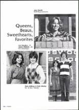 1980 Brazoswood High School Yearbook Page 264 & 265