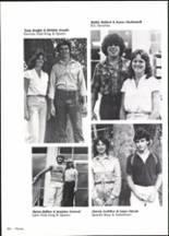 1980 Brazoswood High School Yearbook Page 266 & 267