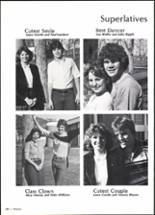 1980 Brazoswood High School Yearbook Page 268 & 269