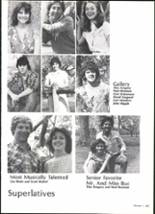 1980 Brazoswood High School Yearbook Page 270 & 271