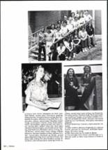 1980 Brazoswood High School Yearbook Page 272 & 273