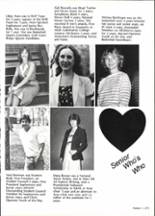 1980 Brazoswood High School Yearbook Page 274 & 275