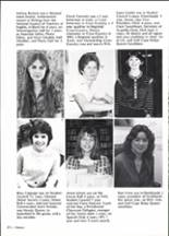 1980 Brazoswood High School Yearbook Page 276 & 277