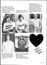 1980 Brazoswood High School Yearbook Page 282 & 283