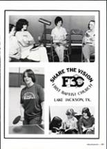1980 Brazoswood High School Yearbook Page 288 & 289