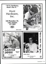 1980 Brazoswood High School Yearbook Page 296 & 297