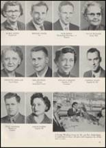 1956 McAlester High School Yearbook Page 14 & 15