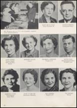 1956 McAlester High School Yearbook Page 16 & 17