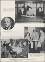 1956 McAlester High School Yearbook Page 20 & 21
