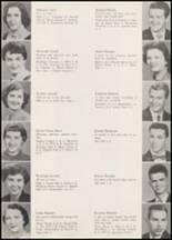 1956 McAlester High School Yearbook Page 22 & 23