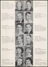 1956 McAlester High School Yearbook Page 28 & 29