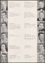 1956 McAlester High School Yearbook Page 30 & 31