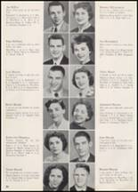 1956 McAlester High School Yearbook Page 32 & 33