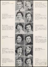 1956 McAlester High School Yearbook Page 36 & 37